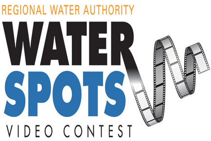 Water Spots Video Contest Logo