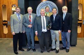 April 17, 2017 – Carmichael Water District Receives Environmental Recognition Award