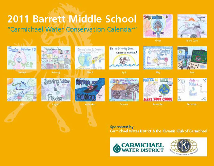 <h4>2011 Conservation Calendar Winners</h4>