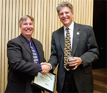 June 23, 2008 – Carmichael Water District Wins SMUD Award for Responsible Energy Stewardship