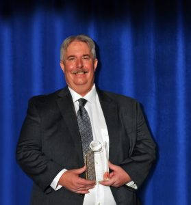 May 9, 2018 – Carmichael Water District General Manager Steve Nugent Honored for Excellence in Water Leadership