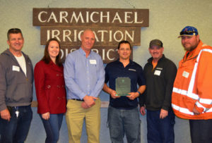 February 7, 2019 – 2018 Excellence in Safety Award