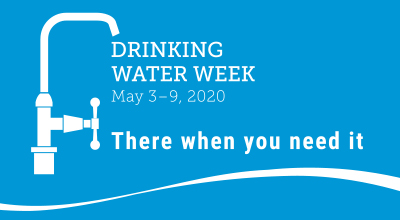 Drinking Water Week Slider